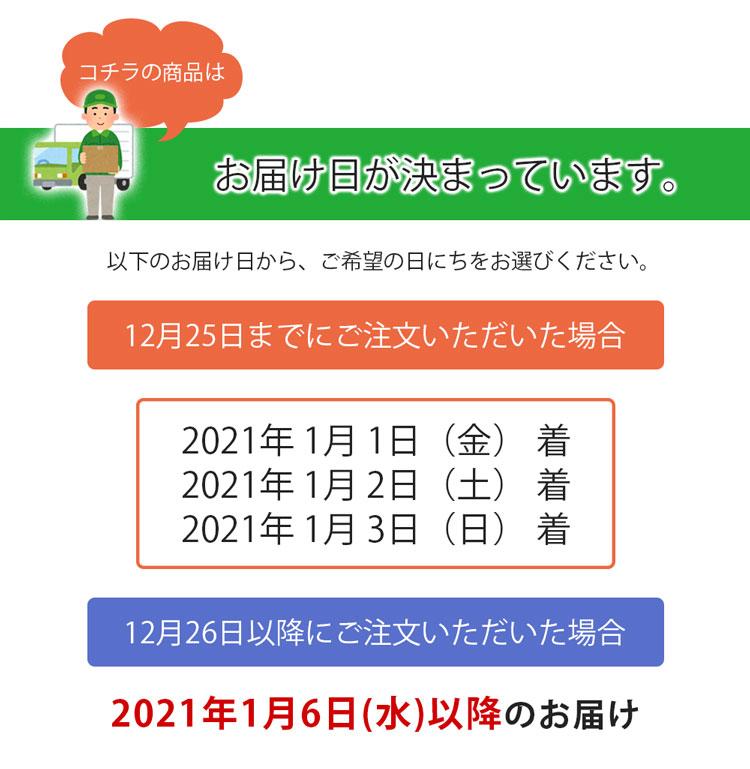 2021年福袋F_お届け日
